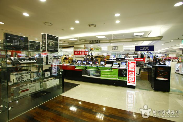 Yongsan Electronics Market (용산전자랜드) f19c3616e26
